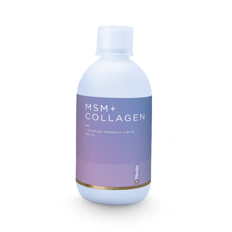 Collagen + MSM